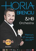 CONCERT: Horia Brenciu @ Hard Rock Cafe