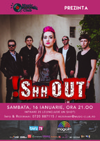 CONCERT: SHHOUT for live music @ Music Club
