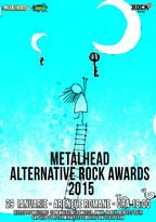 Metalhead Alternative Rock Awards 2015