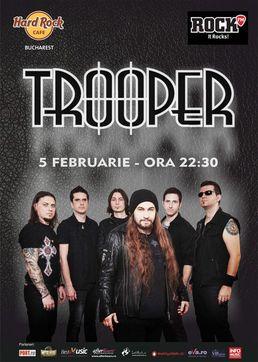 CONCERT: Trooper @ Hard Rock Cafe