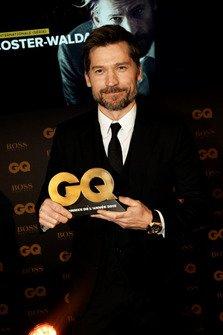 Nikolaj Coster-Waldau, premiat la GQ France Men Of The Year Awards