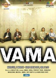 VAMA - electric @ Hard Rock Cafe