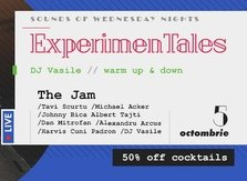 CONCERT: ExperimenTales - The Jam live experience @ True Club