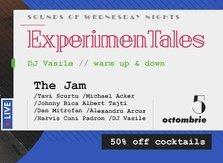 CONCERT: ExperimenTales - The Jam live experience @ True Club