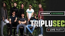 PARTY: Triplu Sec Live Party @ True Club