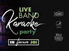 PARTY: Live Karaoke party w True Band
