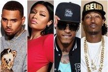 DJ Khaled feat Nicki Minaj, Chris Brown - Do You Mind (videoclip nou)