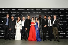 Ana Ularu, alaturi de Tom Hanks si Felicity Jones la premiera Inferno