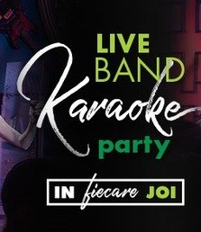 PARTY: Live Karaoke party w True Band @ Sufrageria True