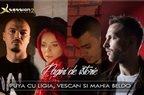 Puya cu Ligia, Vescan si Mahia Beldo - Pagini de istorie (videoclip Xsession)