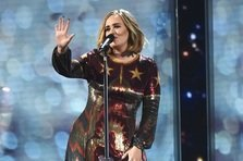 Adele - When We Were Young (live@Brit Awards)