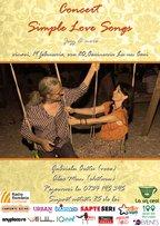 CONCERT: Simple Love Songs @ Ceainaria La un Ceai