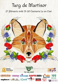 EVENT: Targ de martisor @ La Un Ceai