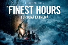 CONCURS: Castiga doua invitatii duble la filmul The Finest Hours: Furtuna Perfecta!
