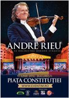 CONCERT: Andre Rieu din nou in Romania