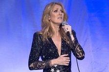 Celine Dion, in lacrimi pe scena! (video)