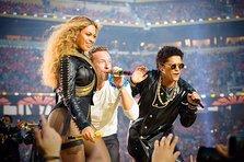 Coldplay, Beyonce si Bruno Mars au facut super show la Super Bowl 2016 (video)