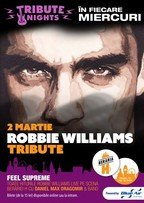CONCERT: Robbie Williams Tribute @ Beraria H