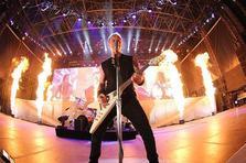 Urmareste live gratuit concertul Metallica de la San Francisco
