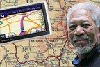 In sfarsit poti fi ghidat in trafic de vocea lui Morgan Freeman