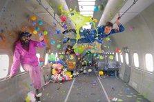 OK GO au filmat primul videoclip in imponderabilitate (video)