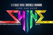 Primii artisti din afara Romaniei confirmati la Shine Festival 2016
