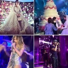 Jennifer Lopez, Sting, Enrique Iglesias si Patricia Kaas, invitati de onoare la o nunta din Moscova