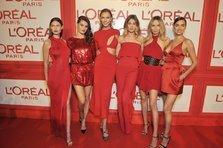 De Ziua Femeii, la Paris a avut loc gala Red Obsession