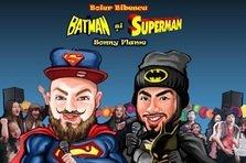 Boier Bibescu & Sonny Flame - Batman si Superman (videoclip nou)