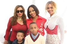 Beyonce, Blue Ivy si Jay Z, invitati la Casa Alba de Paste (galerie foto)