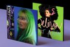 Delia - Deliria - primul album cu coperta lenticulara din Romania