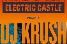 CONCURS: Castiga o invitatie dubla la promo-party-ul Electric Castle cu DJ Krush