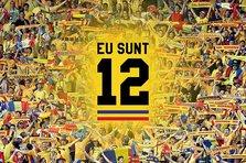Eu sunt 12 - Imnul suporterilor Echipei Nationale de fotbal a Romaniei (versuri)