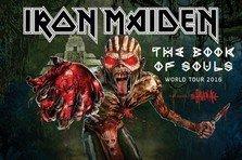 Iron Maiden vin la Bucuresti in cadrul turneului The Book of Souls