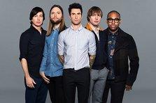 Maroon 5, in concert pentru prima data in Romania!