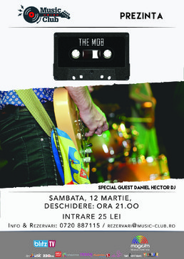CONCERT: The Mob LIVE @ Music Club