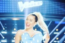 Miley Cyrus si Alicia Keys in juriul The Voice