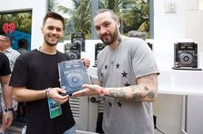 Paul Damixie a luat premiul Remix of the Year in SUA