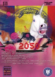 """TEATRU: """"Romania 2050"""" @ Teatrul de Arta Bucuresti"""