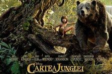 CONCURS: Castiga doua invitatii duble la filmul Cartea Junglei la Cinema City!