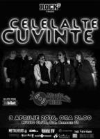CONCERT: Celelalte Cuvinte @ Music Club