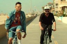 Chris Brown, Benny Benassi - Paradise (videoclip nou)