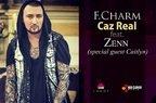 F.Charm - Caz real feat. Zenn, Caitlyn (videoclip)
