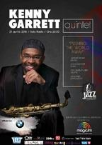 "CONCERT: Kenny Garrett aduce ""Pushing de World Away"" @ Sala Radio"