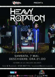 CONCERT: Heavy Rotation canta in premiera @ Music Club
