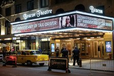 40 ani de la premiera Taxi Driver, marcati la New York
