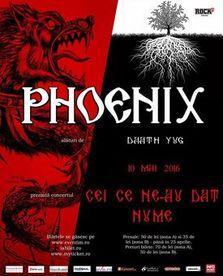 CONCERT: Phoenix @ Beraria H