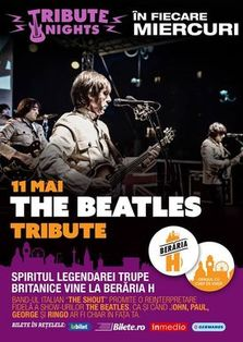 "CONCERT: Beatles Tribute cu ""The Shout"""