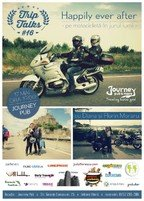 EVENT: Happily ever after… pe motocicleta in jurul lumii @ Journey Pub