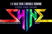 Noi confirmari la Shine Festival